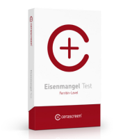 CERASCREEN Eisenmangel Test-Kit