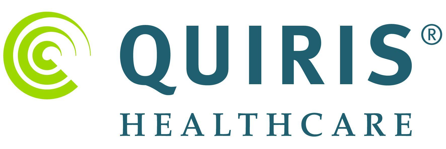 Image result for quiris healthcare logo