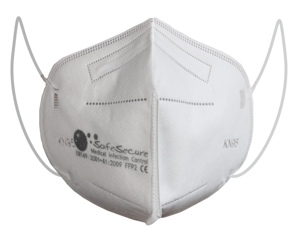 Atemschutzmaske FFP2 ohne Ventil 1 Stück - Alltagshilfen ...